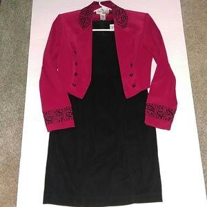Vintage Sheri Martin Dress Jacket 4P